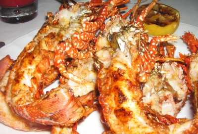 Anguilla Restaurants and Menus