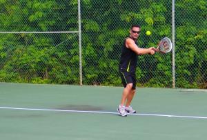 tennis on Anguilla