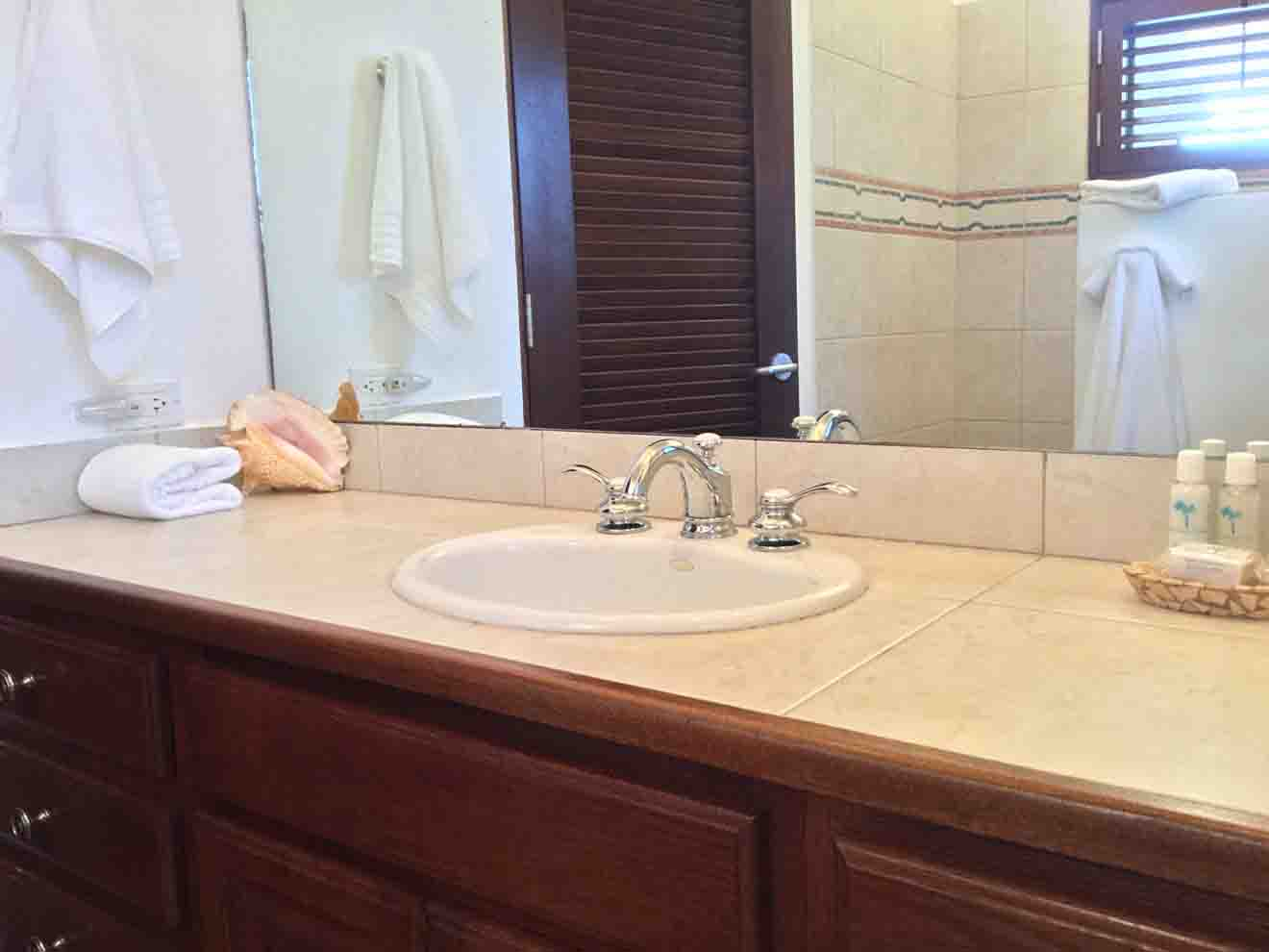 Beach Master Bath Sink