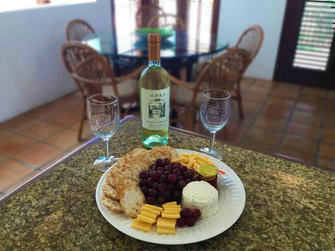 Twin Palms Villas amenities