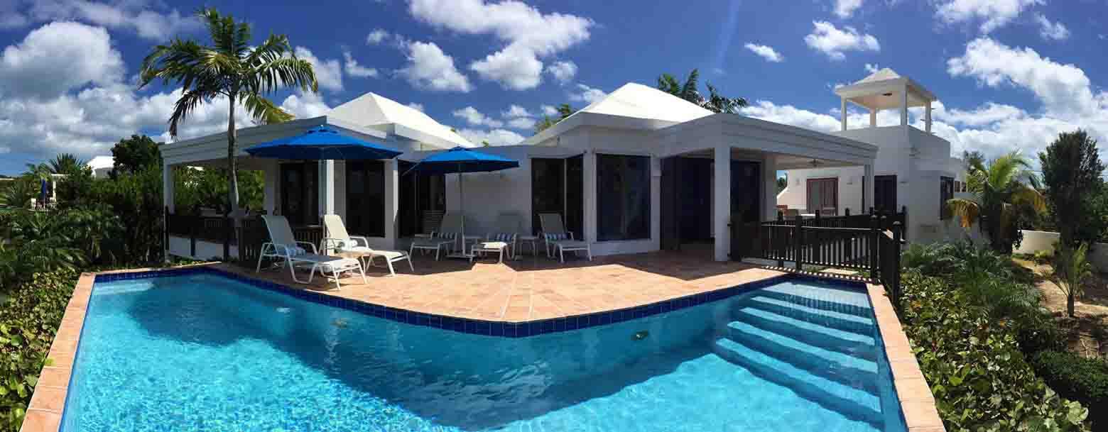 Coconut Palm Villa Exterior