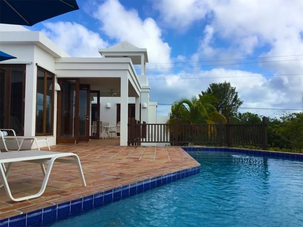 3 bedroom villa rental Anguilla