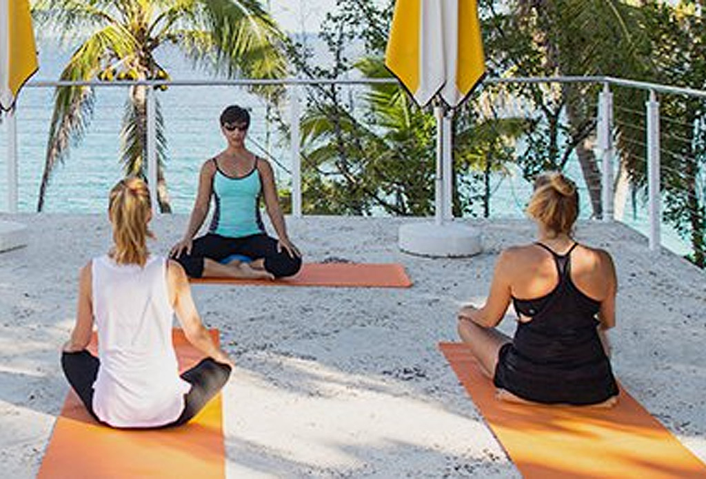Fitness and Yoga on Anguilla