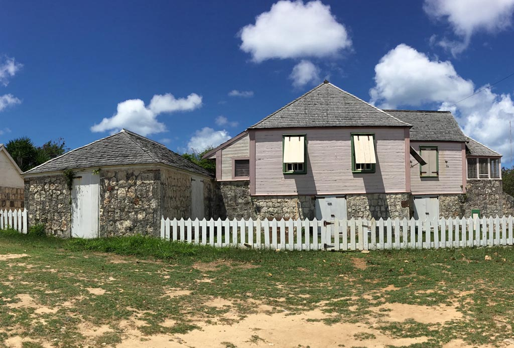 Anguilla museums