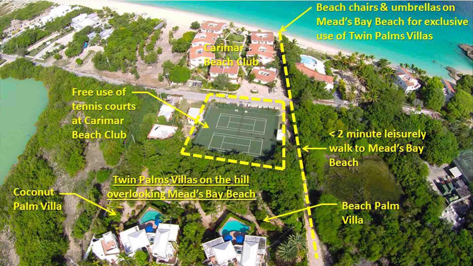 villa rental Anguilla