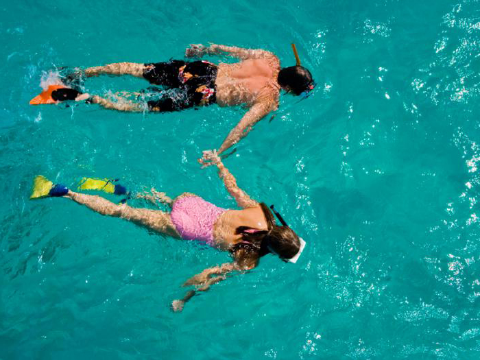 Snorkeling & Scuba Diving on Anguilla