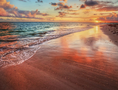 Meads Bay Sunset – Photo Credit: Anguilla