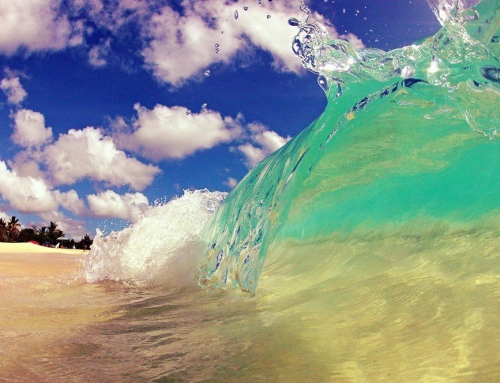 Meads Bay Wave – Photo Credit: VicToria