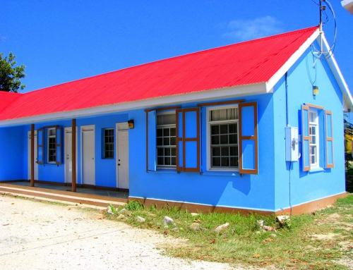Anguilla Old Hospital – Photo Credit: Ted Riegel