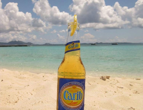 Carib on Anguilla – Photo Credit: Tess Martin