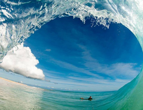 Meads Bay Wave – Photo Credit: The Travel Channel