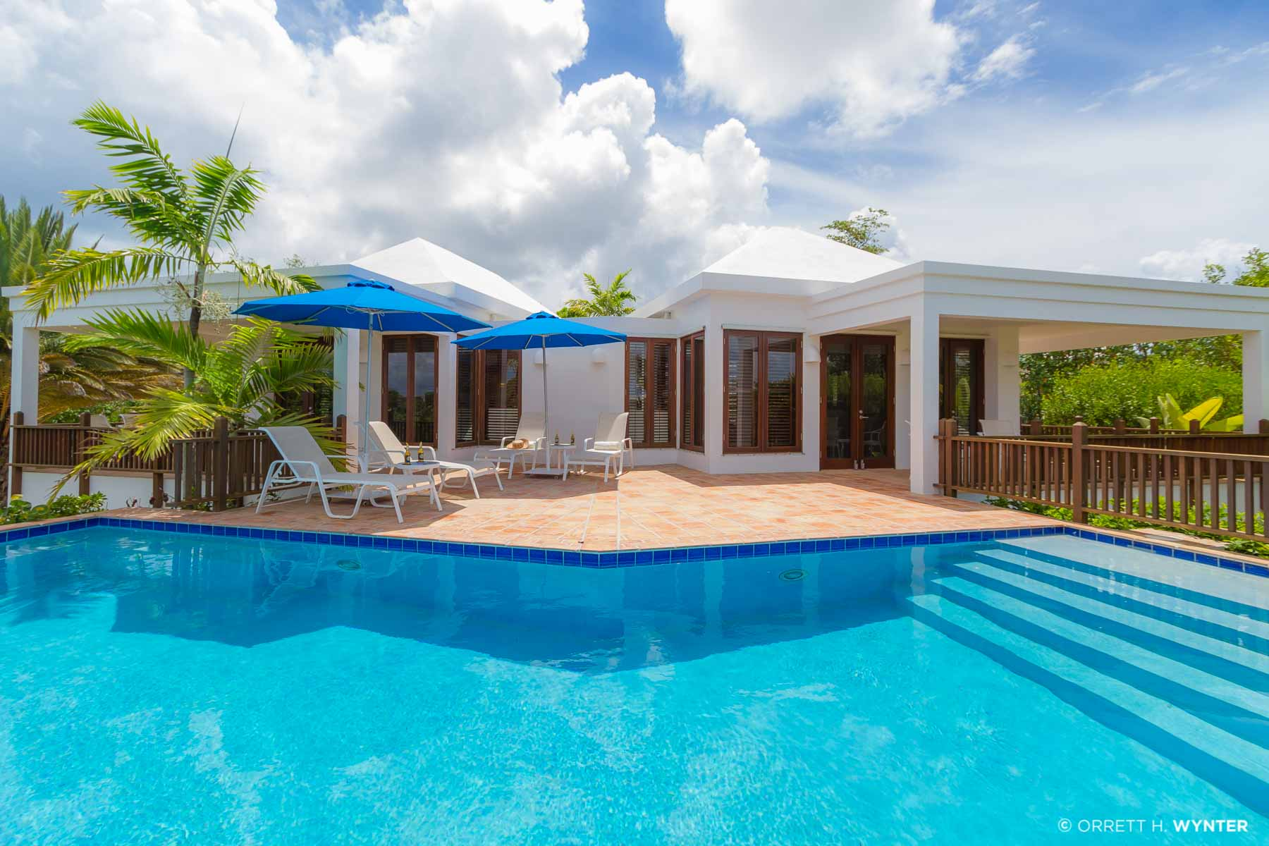 2 Bedroom Anguilla Villa Rental at Meads Bay