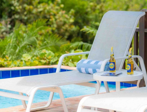 Coconut Palm Villa – Poolside Lounger