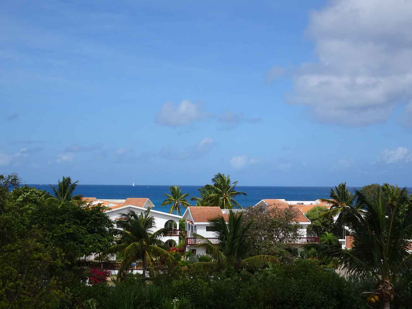 Ocean View From Twin Palms Villas